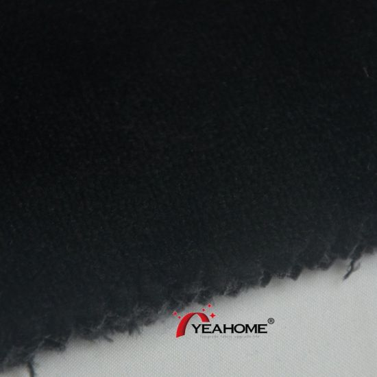 Artificial Fur Bonded Fabric for Car Seat Anti-Slip Design Finished