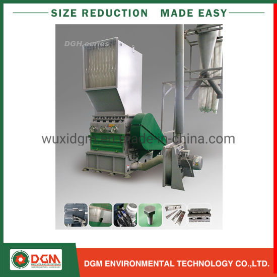 Heavy Duty Waste Copper Cable Wire Rubber Plastic Recycling Granulator