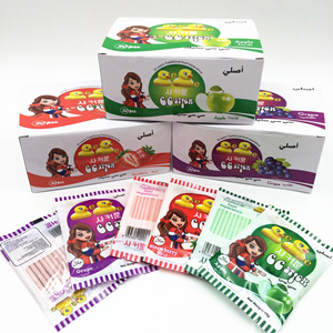 Fruit Flavor Halal Cc Stick Candy