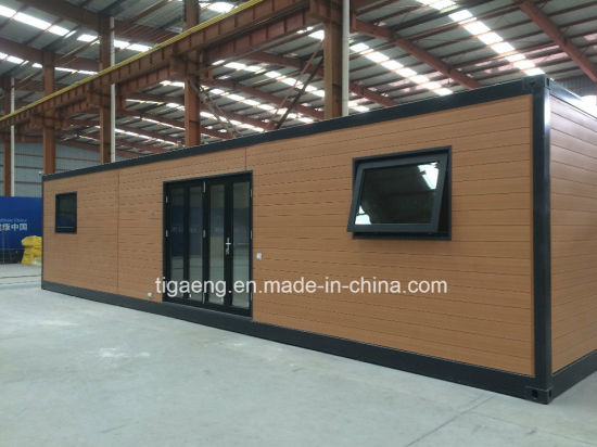 Premade Temporary Relocating Prefabricated Steel Frame Structure House