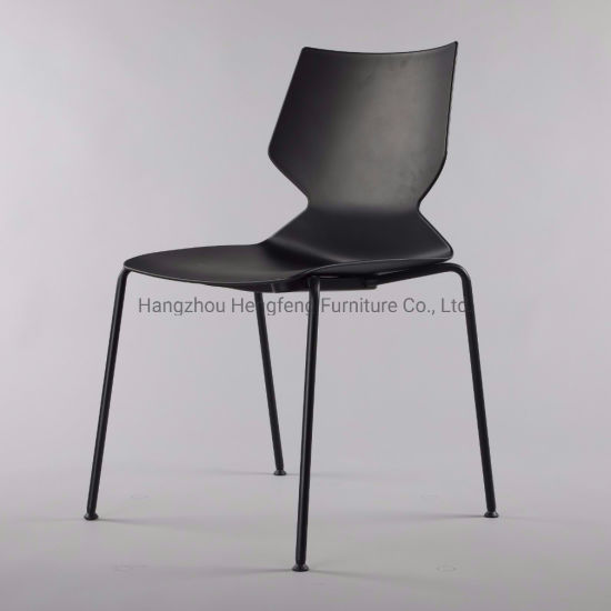 High Quality Modern Stacking Steel Plastic Hotel Banquet Chair