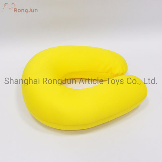 Super Soft Different Size Plush Stuffed Neck Cushion Toy