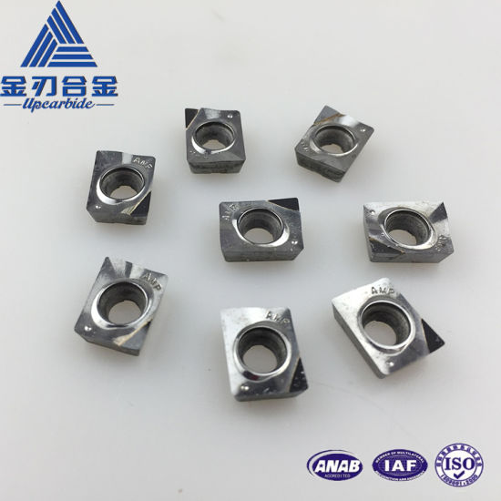 Apht12t304ppfr-PCD Ycd421 CVD Coating Tungsten Carbide Inserts