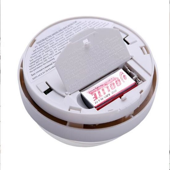 Best Battery Smoke Detector 2019 China 2019 Best Smoke Detectors Battery Beeping for Home/Depot
