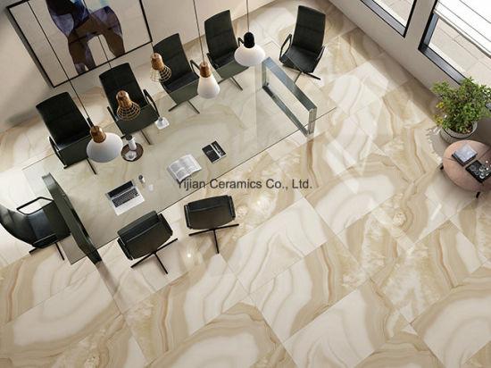 Special Designs Onyx Marble Big Size Ceramic Glazed Floor Porcelain Tile (6A12008)