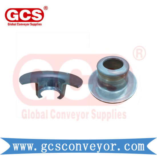 Used in Heavy-Duty Conveyor System Components, Steel Stampings, Bearing Covers