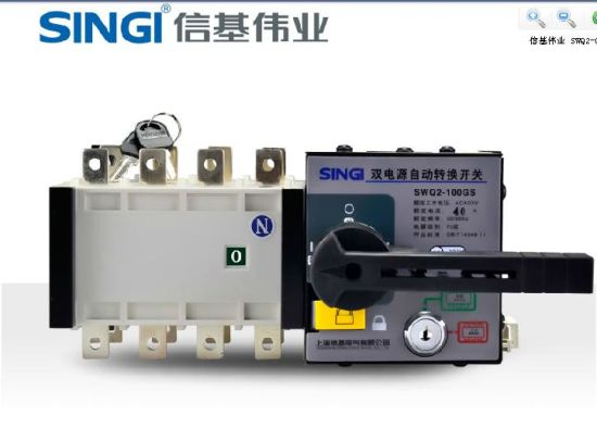 Gnq2 PC Class Automatic Transfer Switch