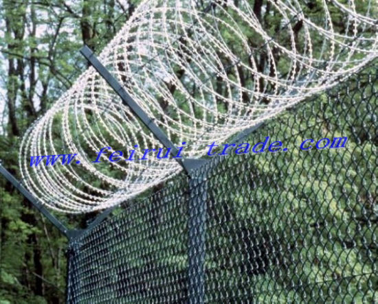 French Market PVC Coated Chain Link Fence for Garden pictures & photos
