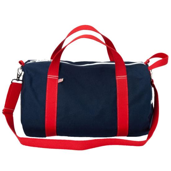 d4149ddc7 Durable Heavy Canvas Weekend Duffel Travel Sport Gym Bag pictures & photos