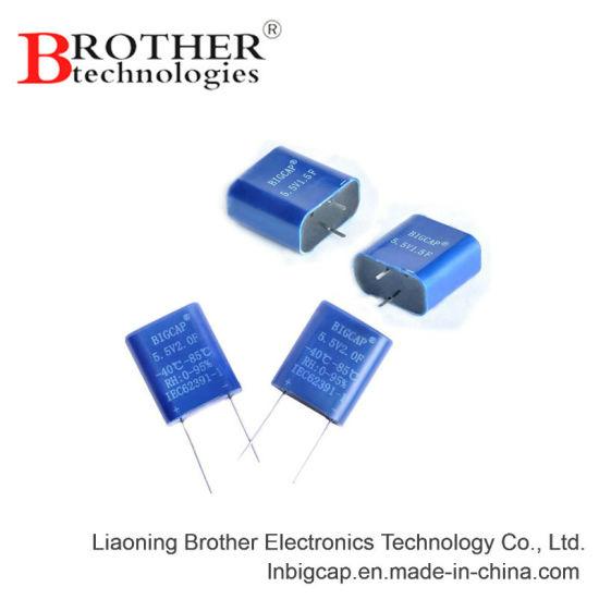China Entire Sealing Series Super Capacitor - China