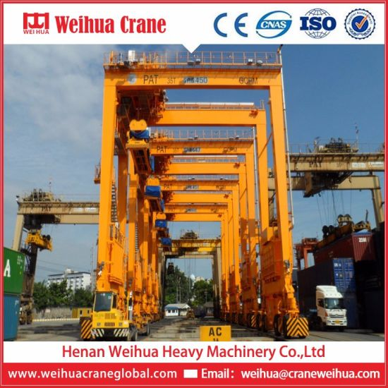China Rtg Crane for Container - China Crane, Rtg