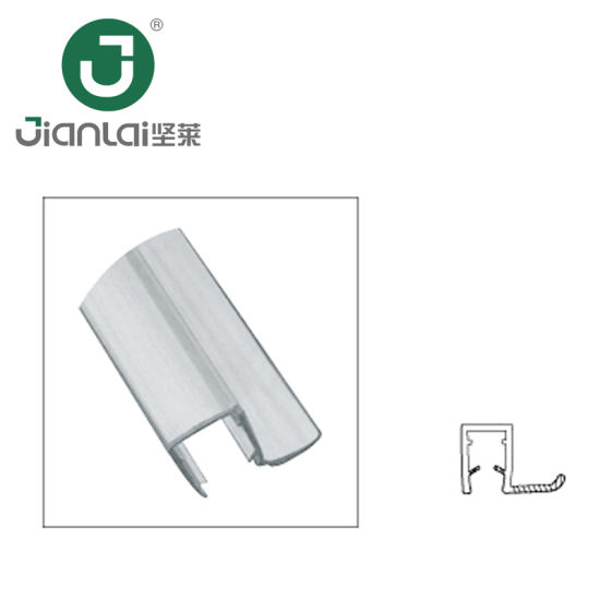China Transparent Glass Shower Door Seal Strip Rubber Sealing Strip