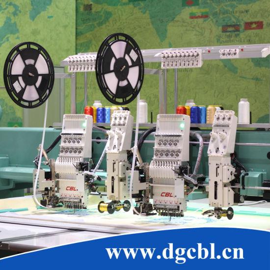 China Economic Fast Speed Discount Embroidery Machine China Best