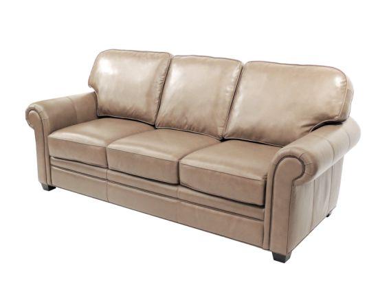 Modern Genuine Leather Sofa for Living Room Furniture