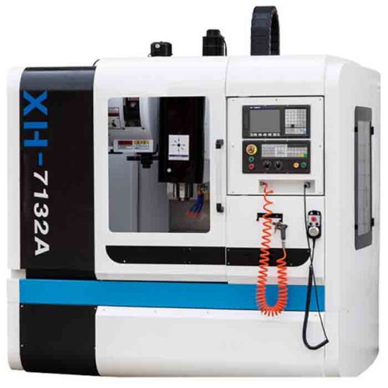 Xh7132A Nini CNC Machining Center with Linear Guide Way