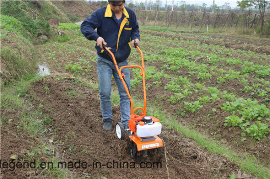 Mini Tiller for Loosing and Weeding Soil pictures & photos