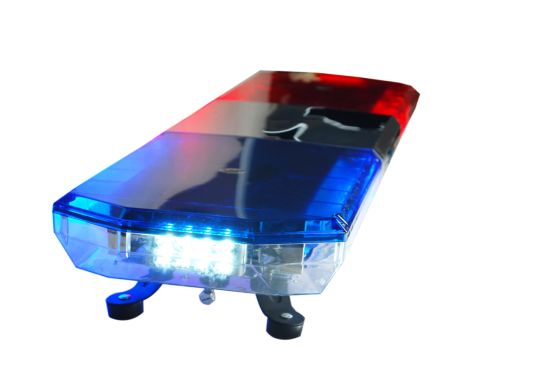 Police Warning LED Light Bar for Emergency Car with Siren pictures & photos