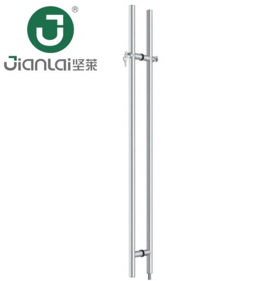 China Sliding Glass Door Pull Handle With Lock Locking Ladder