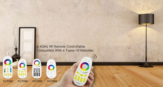2.4GHz Remote GU10 5W LED RGBW/Rgbww Light Bulb pictures & photos