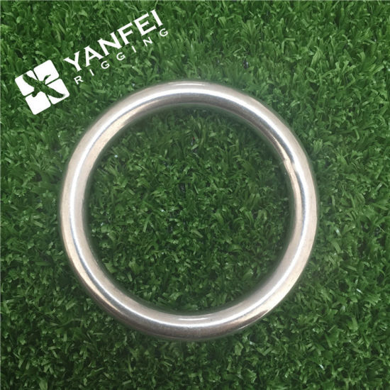 Stainless Steel Welded Round Ring pictures & photos