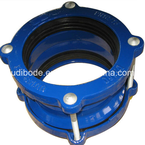 Ranger Universal Coupling for Di/Steel/PVC/AC/Ci/GRP Pipe