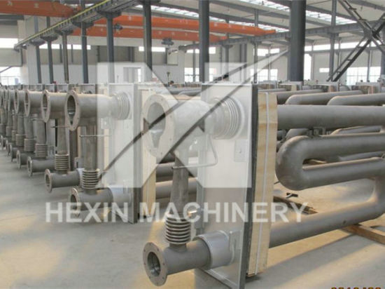 Centrifugally Cast W Radiant Heater Tubes Assembled with Return Bends for Annealing Furnace Galvanizing Line Inconel601 Hx61062