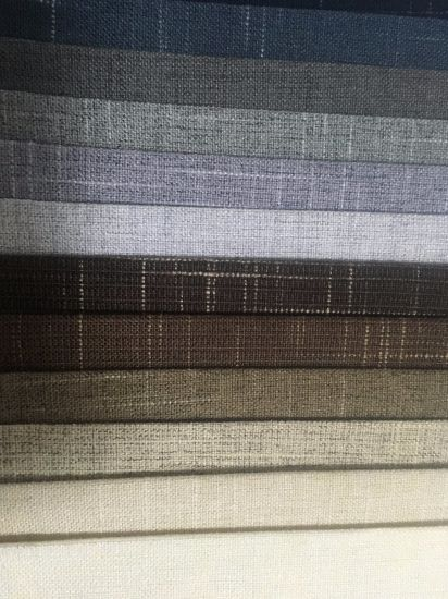 100 Polyester Sofa Fabric Upholstery For Cushion