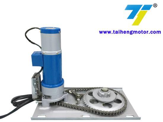 Remote Control Rolling Door Motor for Garage Door