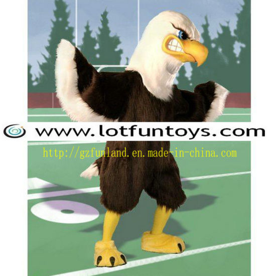 China Eagle Mascot Costume / Party Costume / Character