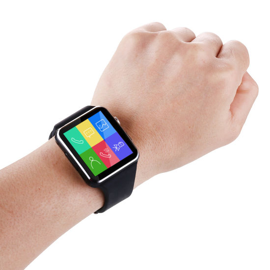 China Wholesale Bluetooth Smartwatch X6 Curved Screen Android with