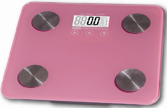 Body Scale Body Fat Scale with Optional Backlight