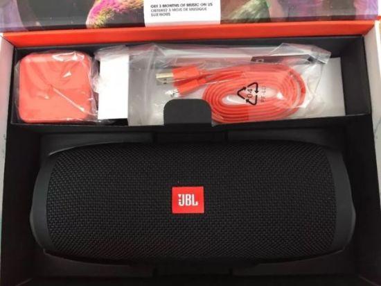 2018 Top Sale Black Blue Red Green Waterproof Portable Bluetooth Wireless  Speaker Active Speaker Jbl Speaker for Jbl Charge 3