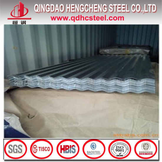Zinc Sheet Galvanized Corrugated Roofing Sheet pictures & photos