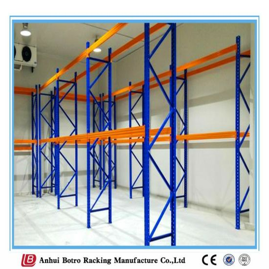 China Hardware Selective Q235 Hot Dipped Heavy Duty Galvanized Used Pallet Racking Craigslist