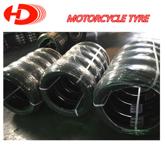 Asian Top Quality Rubber Motorcycle Tire 110/90-17 Durugo Brand pictures & photos