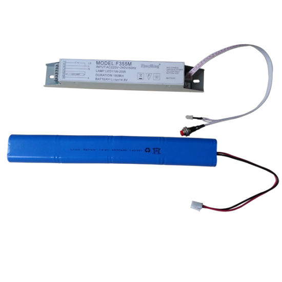 Emergency Lighting Batteries & Conversion Kits (BL20A)