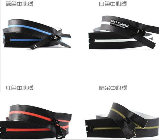 #5print Zipper /Waterproof Zipper/Nylon Zipper High Quality/Fashion/Custom-Made for Outdoors/Clothing