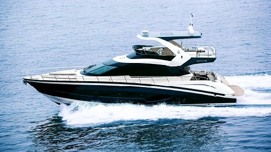 Aquitalia 68FT Luxury Yacht