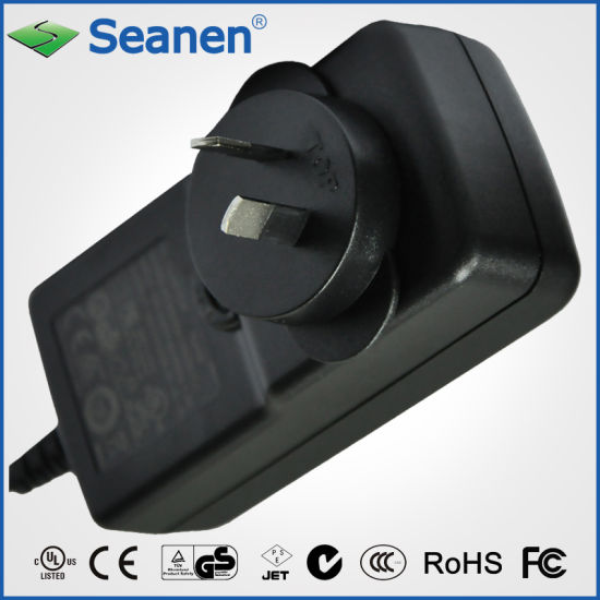12V 3.5A Power Adaptor with UL/cUL/GS/CE/CB/C-Tick/CCC/PSE/FCC Approval pictures & photos