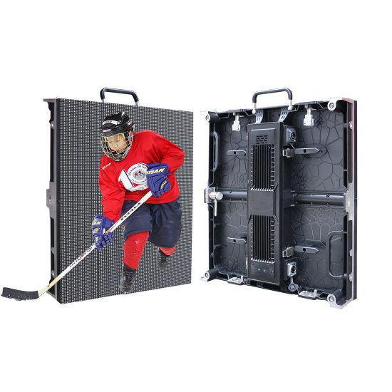 IP65 Waterproof P3.91 Outdoor HD Video Walls, LED Display Cabinet 500*500mm pictures & photos