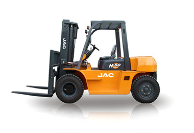 Hot Sale! 5ton IC Diesel Forklift Truck with Ca6110 Diesel Engine pictures & photos