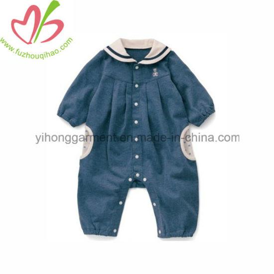 Winter Long Sleeve Leggings Sponge Baby Sleeping Overalls Garments
