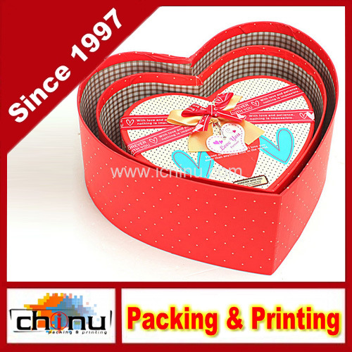 Paper Gift Box / Paper Packaging Box (1202) pictures & photos