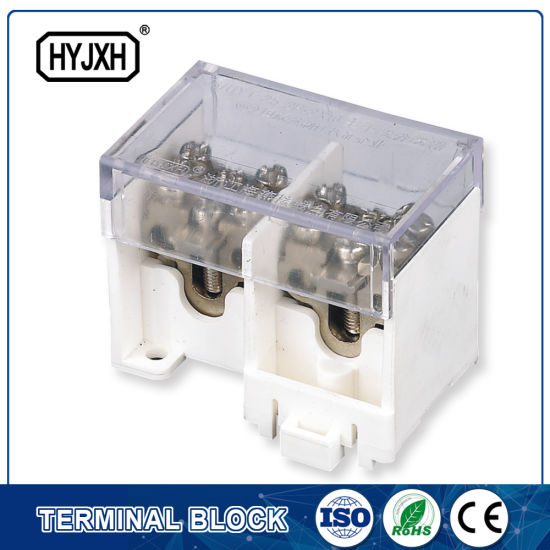 Miraculous China Fj6 Hyt Series Terminal Block China Wire Connector Types Wiring 101 Xrenketaxxcnl