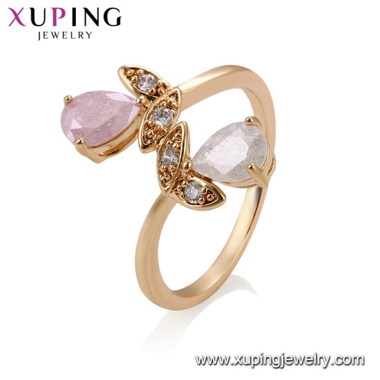 Latest Xuping Luxury Ring for Christmas Gift pictures & photos
