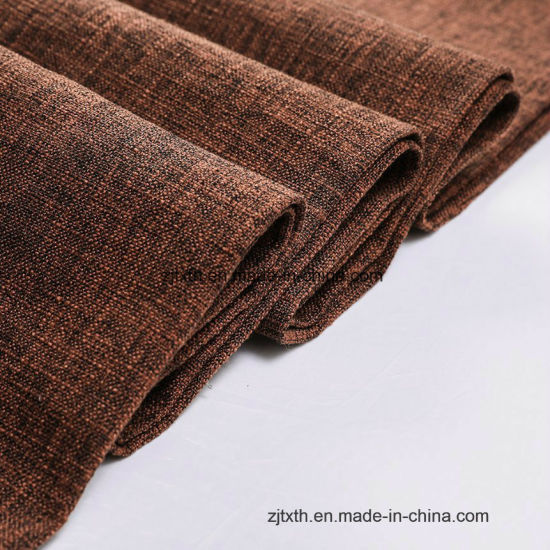 Good Quality Linen Fabric for Sofa in The Nearest Future pictures & photos