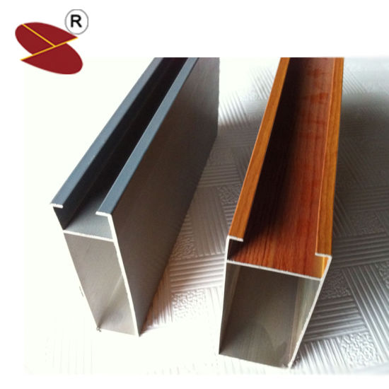 Can You Powder Coat Aluminum >> China Manufacturer Powder Coat Aluminum Baffle Ceiling Building Material With New Metal Building Interior Design