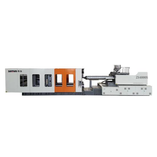 Zs4000s Ton Servo Precise Energy Saving Injection Molding Moulding Machine Machinery