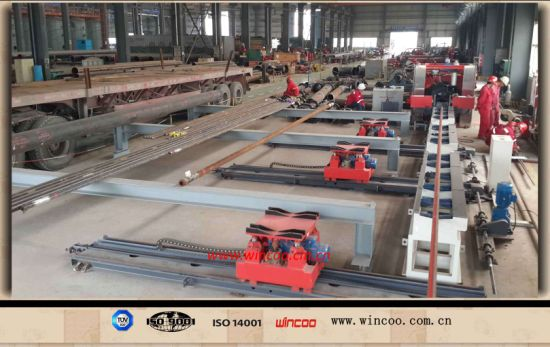 Automatic Pipe Spool Fabrication Production Line/Solution/Pipe Welding Machine pictures & photos