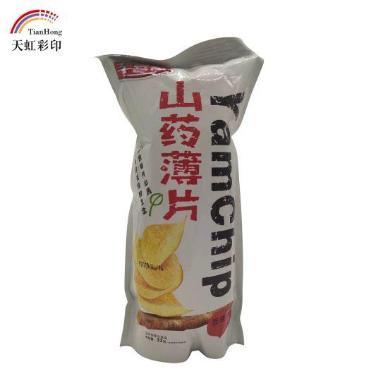 Food Grade Plastic Potato Chips Packaging Bags